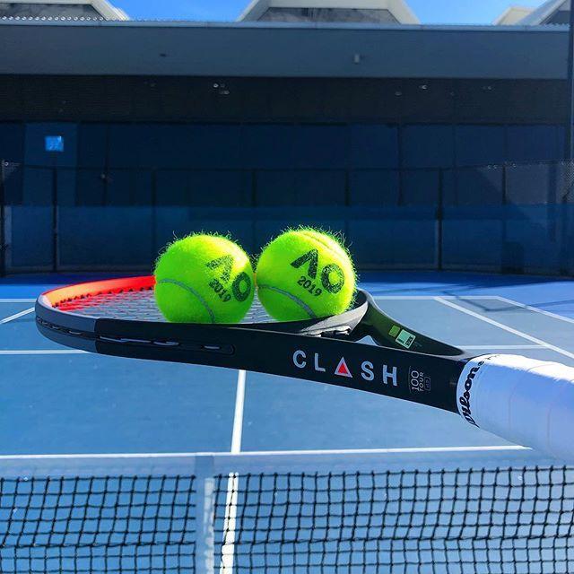 New Wilson Clash Tennis Racket 2019 Advanced Player Tennis Racket
