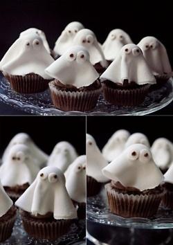 spokies: De Cupcake, Cakes Cupcake Ideas, Cupcake Rosa-Choqu, Baking Ideas, Cupcake Country, Cakecupcak Ideas, Halloween Cupcake, Ghosts Cupcake, Cakes Boards