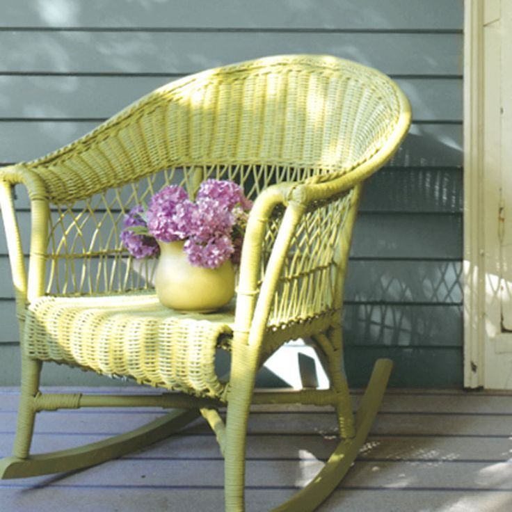 24 best pretty wicker furniture images on Pinterest