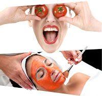 Cilt beyazlatmak için domates maskesi - mucize iksirler