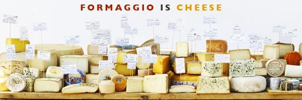 Weekend trip to Formaggio Kitchen