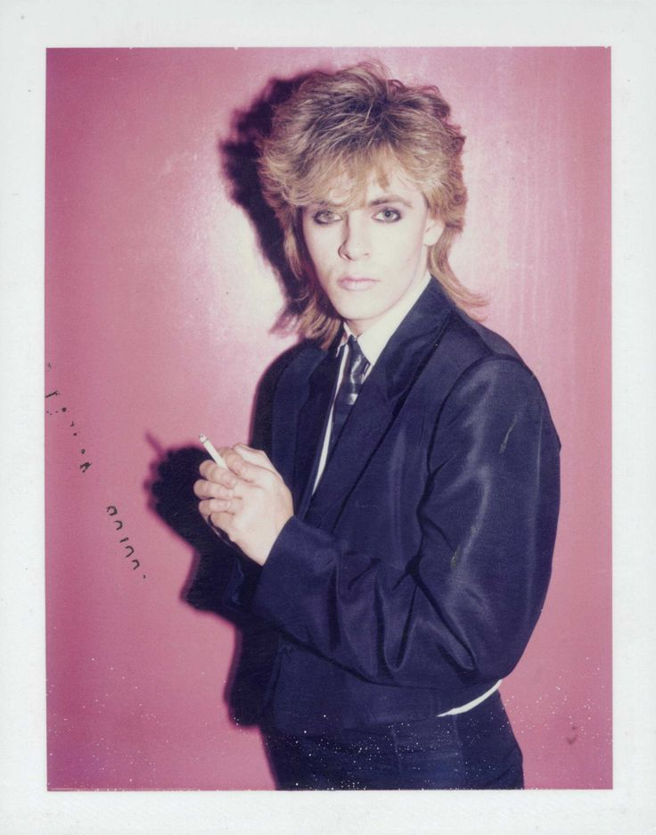 Nick Rhodes, ANDY WARHOL (1928-1987) Christie's Nick Rhodes