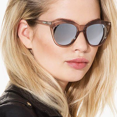 Prescription sunglasses Enhance appearance. Trendy glasses: Clear and Perfect Round are seeing a rise in popularity, Prescription glasses frame from $4.49. #prescriptionsunglasses #prescriptionsafetyglasses