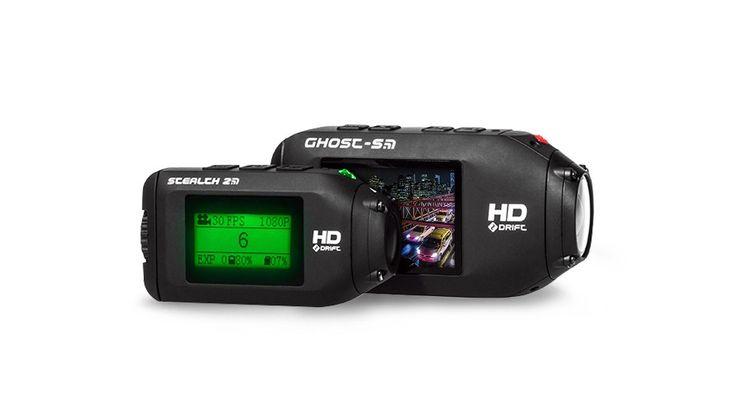 Las dos mejores #cámaras del mercado disponibles para ti! Si buscas funciones sorprendentes, la #DriftGhostS es para ti o si lo que estas buscando es una #cámara pequeña, versátil y liviana, la #DriftStealth2 es lo que estas buscando! #LiveOutsideTheBox!  Más información en www.driftinnovation.com.co
