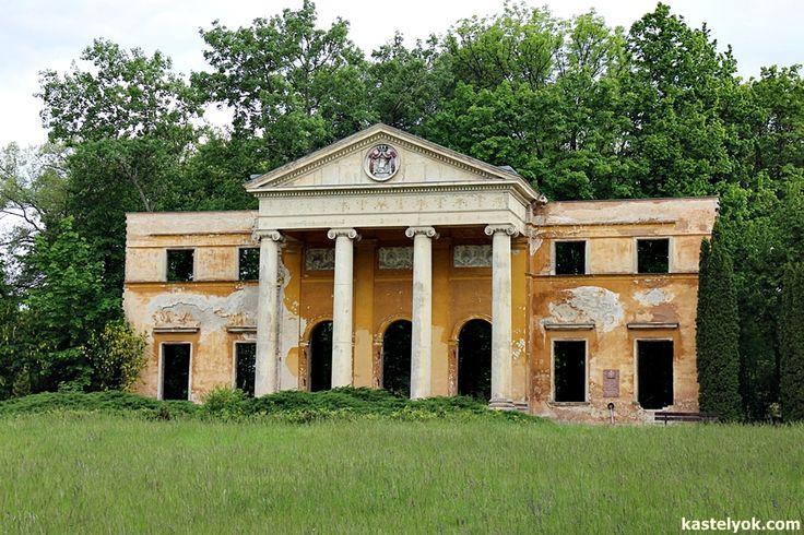 Alcsútdoboz, Habsburg-kastély