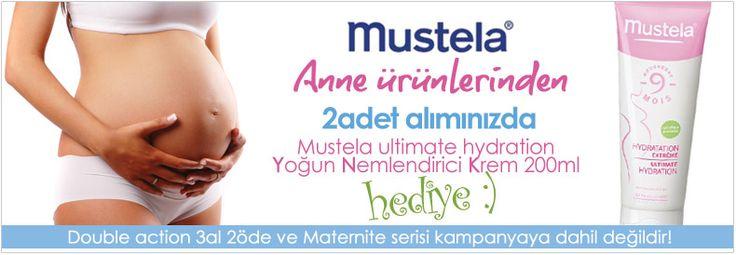 Mustela | Mustela Ürünleri | Dermoeczanem.com
