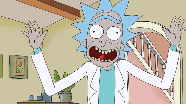 Rick's Catchphrases - Rick and Morty