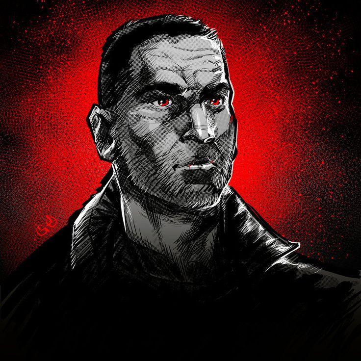 Netflix Punisher by Igloinor.deviantart.com on @DeviantArt