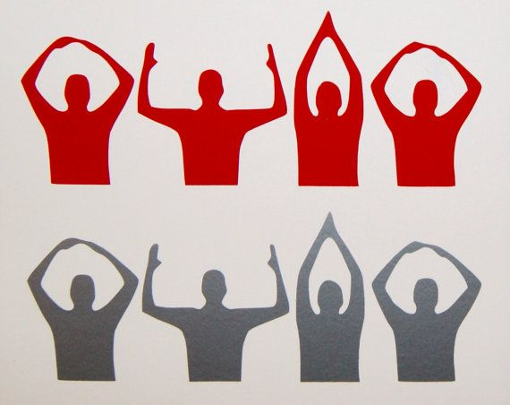 "Ohio State Buckeyes O-H-I-O Silhouette 3""x7.5"" Vinyl Decal for Walls, Cars, Laptops & Much More"