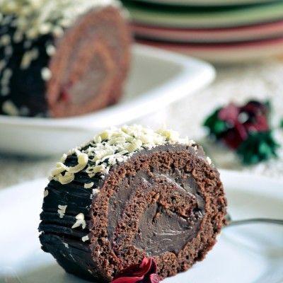 Rulada de ciocolata – The best!!!