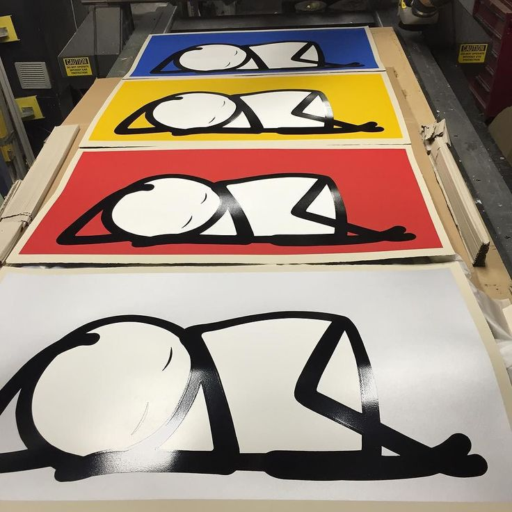Publishing is my second job #Stik #nhs #squarity #chairty #print #release raising funds for #homerton #NHS #hospital #London sleeping baby is a #masterpiece by STIK #silkscreen over #digital #enamel #releasing this #thursday. I DONT HAVE ANY FOR SALE ! ONLY AVAILABLE IN PERSON ON THURSDAY AT HOMERTON HOSPITAL LONDON - sorry peeps by ryca_art