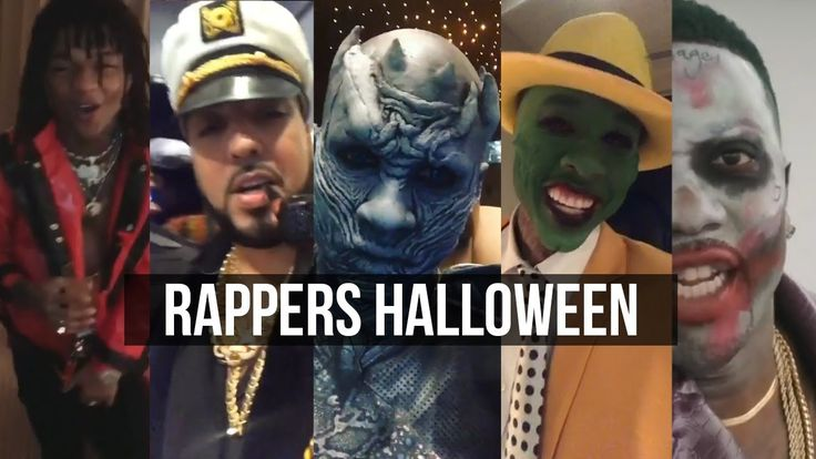 Rappers Show Off Their Halloween Costumes! Jada Kiss, Snoop, E40, Cardi B AND MANY MORE! - YouTube