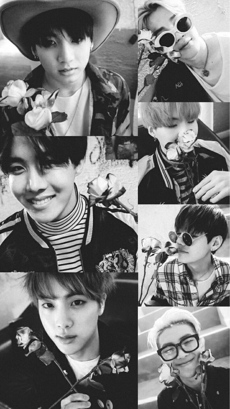 BTS wallpaper ♡