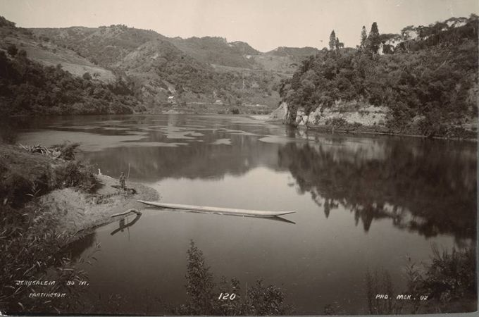 """I Am The River is """"A rare insight into 19th century New Zealand and a Maori tribe's struggle to protect their cultural heritage."""" How a community is fighting to recover all their ancestor's images. Both the story and the pictures are amazing and are telling us about the end if the 19th century. A Maori community was photographed by Padington """"along the banks of the Whanganui River at the turn of the last century."""" For this Maori community, images of their ancestors can't belong to others."""