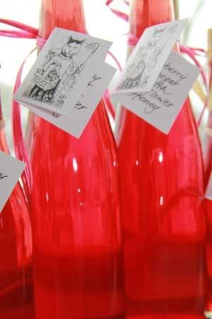 I love this raspberry vinegar. Like no other I've ever tasted.