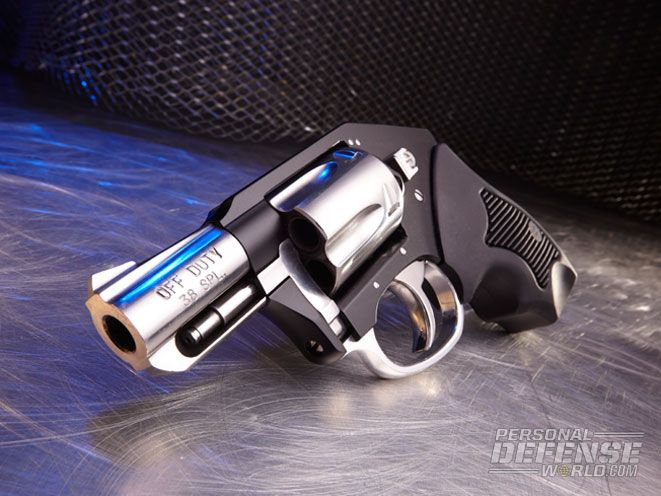 Charter Arms' Off Duty .38 Special Revolver