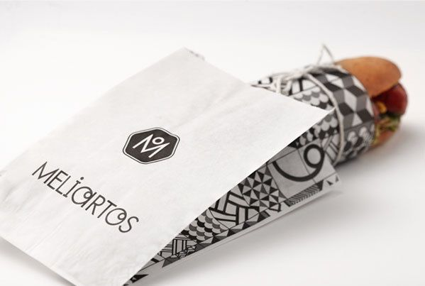 MELIARTOS / Identity & Packaging on Behance