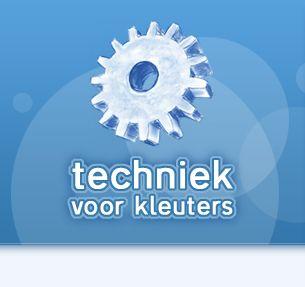 website techniek voor kleuters
