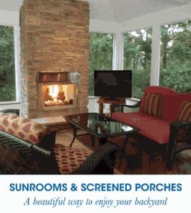 Porches & Sun rooms