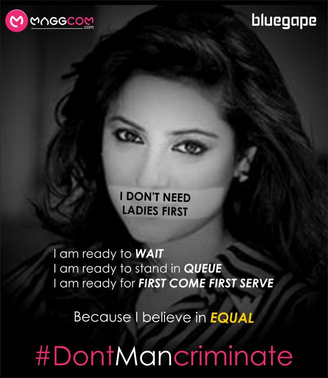 When Bollywood Divas Steps Ahead To Support #DontManCriminate #ChooseIt #Maggcom