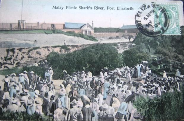 Malay Picnic at Shark Rock Port Elizabeth