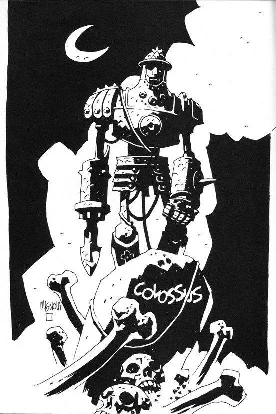Mike Mignola, Colossus