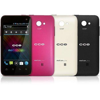 Smartphone CCE Motion Plus SK402 Preto, Dual Chip, Android 4.0, Processador Dual Core 1.2GHz, Câmera 5MP, Tela 4″, Wi-Fi, GPS – Acompanha 3 Capas R$299,00