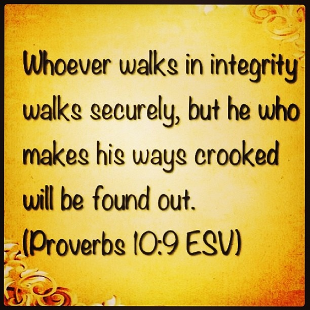 #truth integrity quote