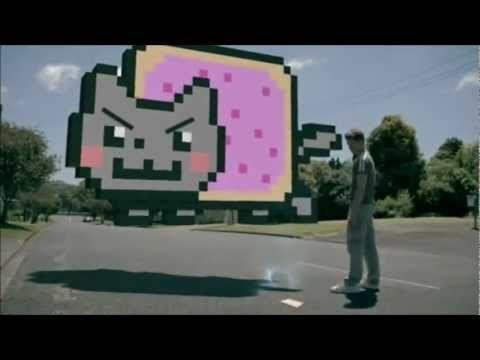 Nyan Cat Dubstep Remix - YouTube