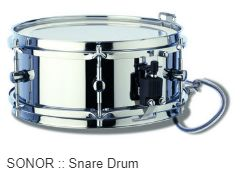 Sonor snare marching drum