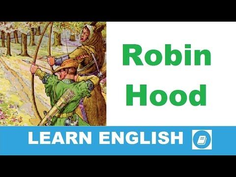 Learn English - Short Stories - Robin Hood - E-ANGOL