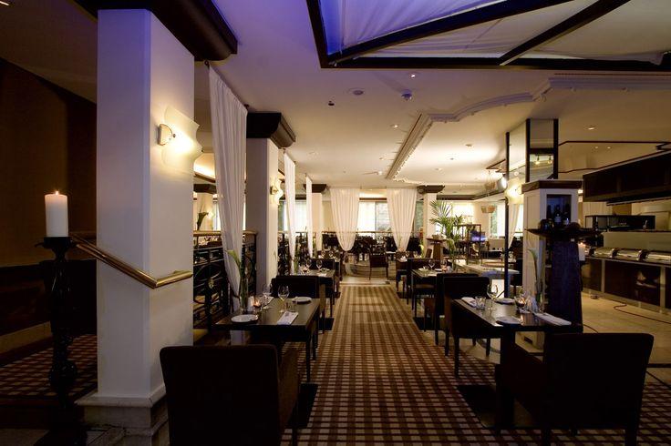 Eingang zum #Restaurant Blue Marlin Entrance to the restaurant - cafe design entspannter atmosphare