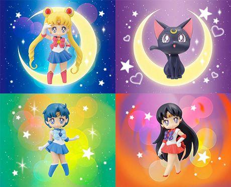 """""""sailor moon"""" """"sailor moon toys"""" """"sailor moon figures"""" """"sailor moon 2014"""" """"sailor moon merchandise"""" """"sailor moon 20th anniversary"""" ufo crane..."""