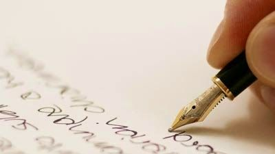 Cara Mengetahui Kepribadian dari Tulisan Tangan