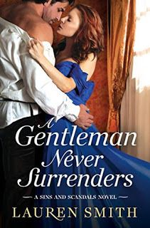 The Eater of Books!: Review: A Gentleman Never Surrenders by Lauren Smith