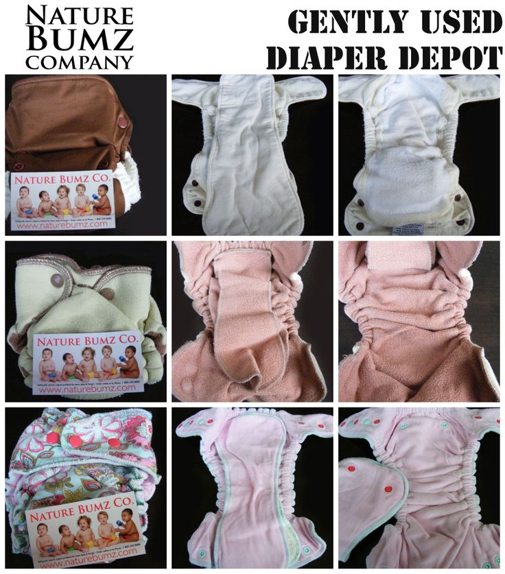 More Gently Used Diapers & Limited Edition Diapers added to our Gently Used Diaper Depot, check them out here: http://www.naturebumz.com/cloth-diapers/gently-used-cloth-diapers.html