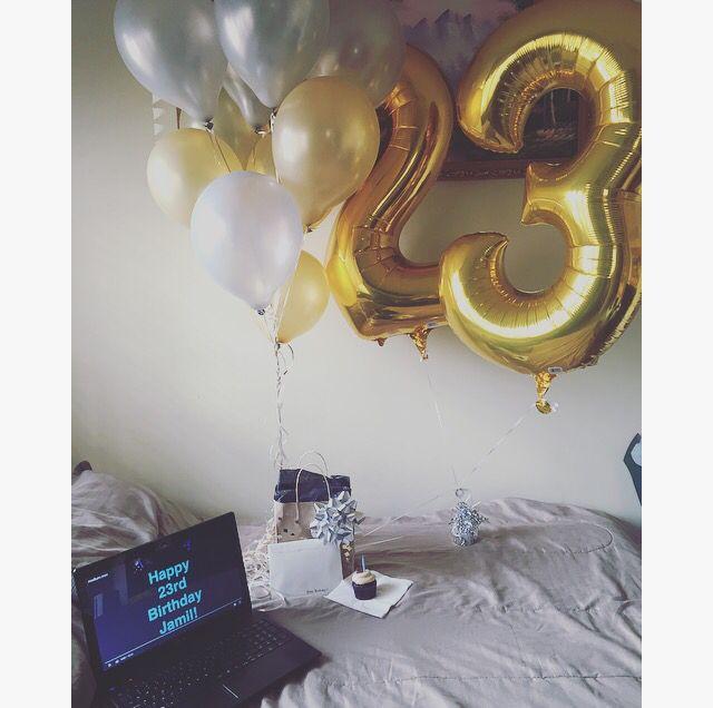 For My Boyfriends 23rd Birthday