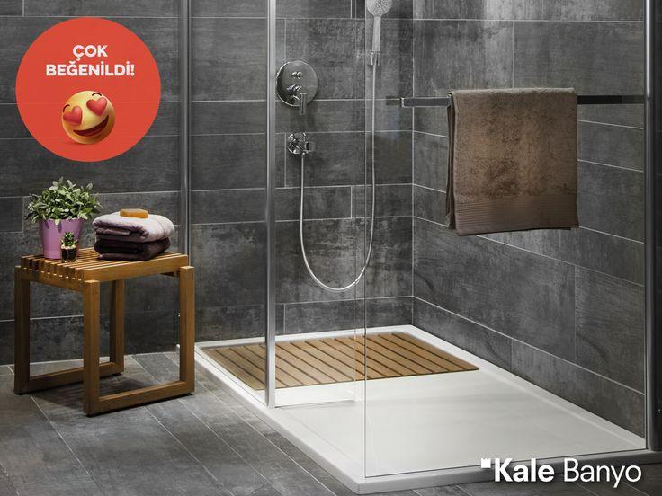 İhtiyaca uygun ebat seçeneği ve estetik görünümü ile Floor duş teknesi Ocak ayının en beğenilen ürünü oldu! #çokbeğenildi   #Kale #banyo #dekorasyon #haftanınfavorisi #favoritebathrooms #tasarım #dekorasyonönerileri #bathroom #design #designideas #bathroomdesign #bathroomideas