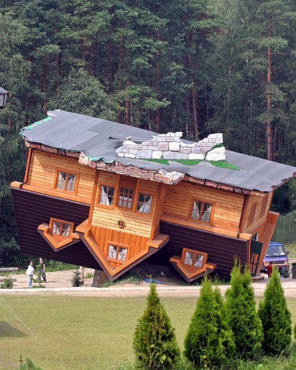 Best 25+ Weird houses ideas on Pinterest | Crazy houses, Unusual ...