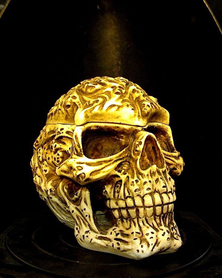 3d Printer Models Free Skull