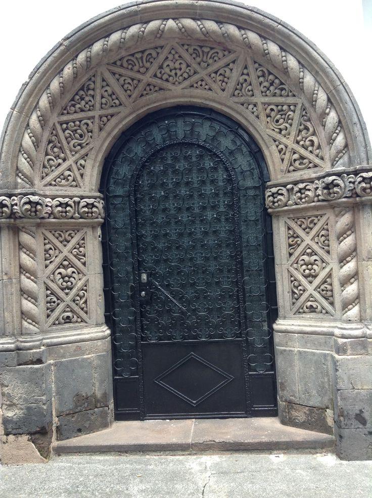 Puerta #168 Col. Condesa