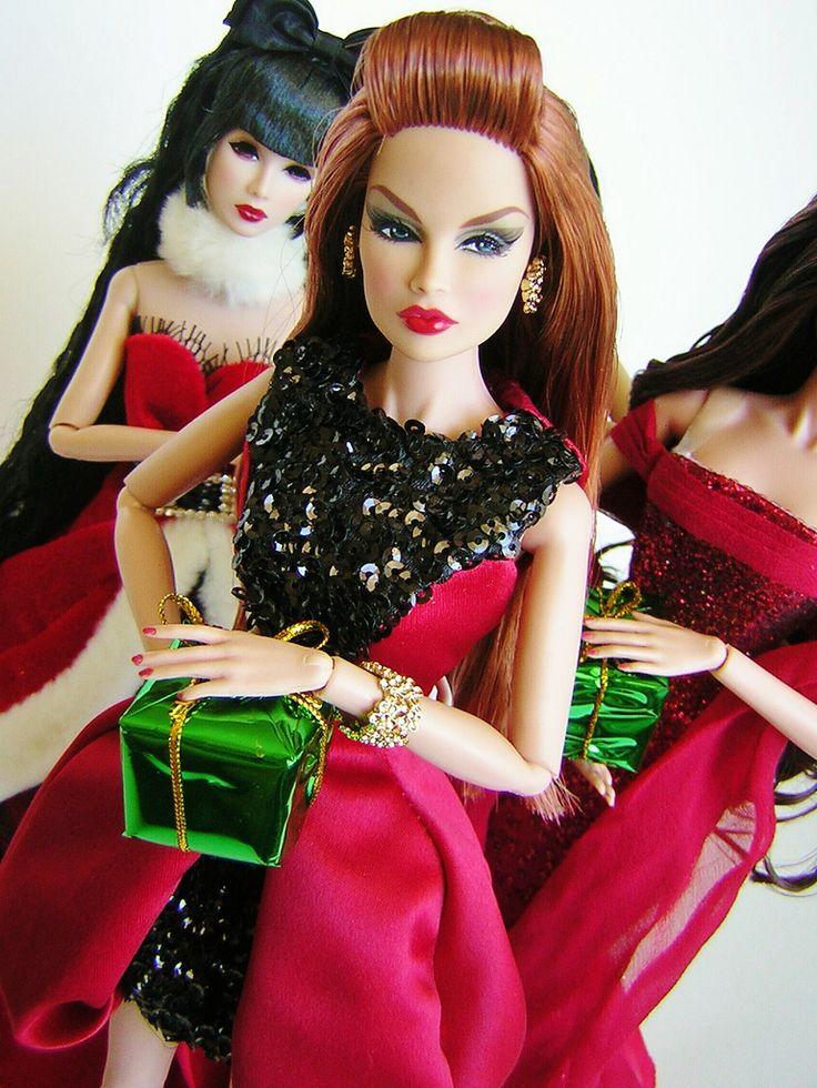 MERRY CHRISTMAS 2011 Vintage barbie dolls, Holiday barbie