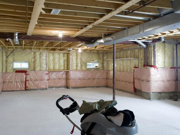 basement renovation design 20 before and after basement finishing