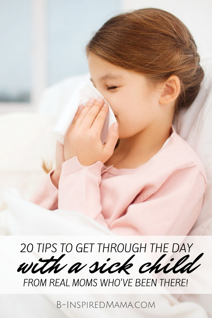 why are kids getting sick If you're a parent, it's your job to worry when your child gets sick with cold and flu season under way, we can help take some of the guesswork out of when to.