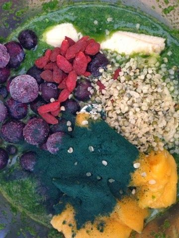 Simply Thermomix Blog: Quick Green Smoothie in the Thermomix