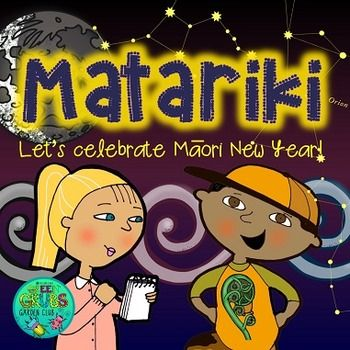 Did you know that the Matariki constellation is called Subaru in Japan?  Or that although we can normally only see 6-7 stars with the naked eye, there are actually over 400 included in the Matariki cluster?This 56 page mini booklet pack is designed to support your classroom discussions about Matariki.
