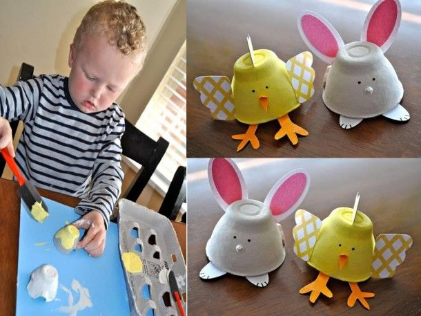 Kids Easter Craft!