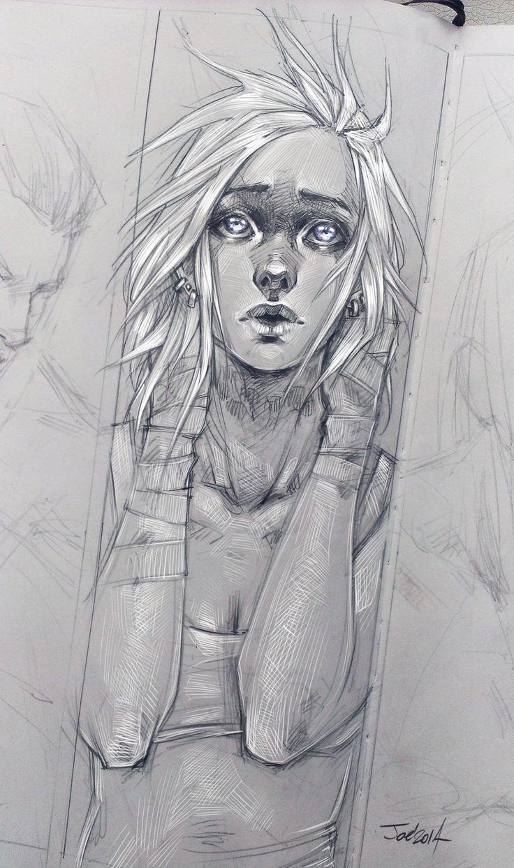 Nikky sketch by sashajoe