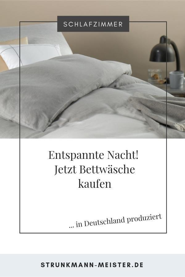 Die Bettwasche Von Strunkmann Meister De Die Besondere