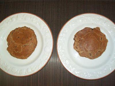 50 gr di farina di castagne 120 ml d'acqua 20 gr di pinoli 20 gr di uva passa Ricette Gruppo Sanguigno: Pancake di farina di castagne